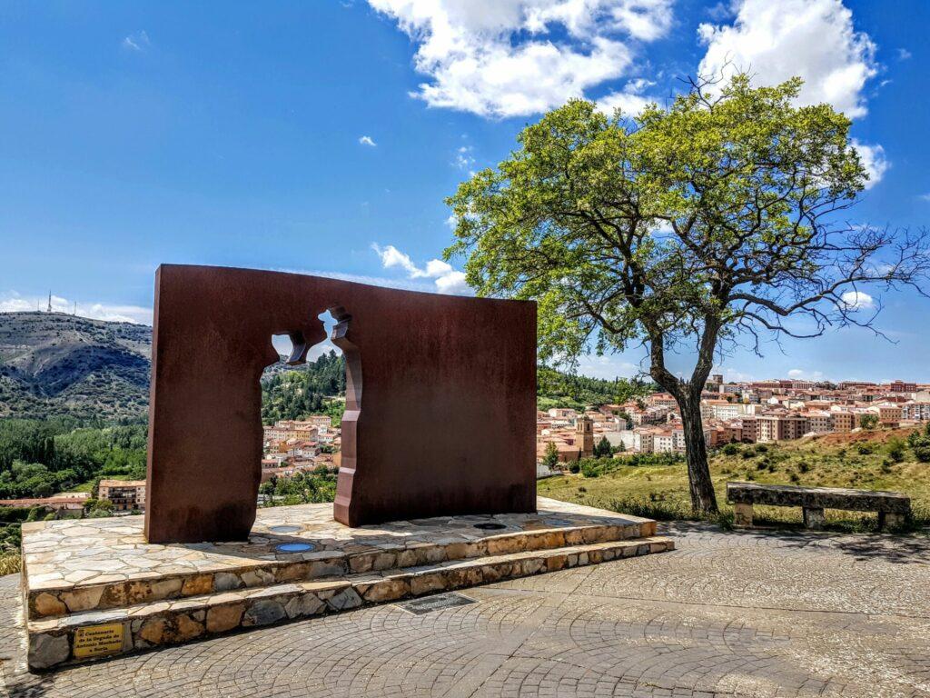 Mirador de los Cuatro Vientos en Soria Capital