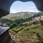 Vistas a los margenes del Duero en Soria Capital