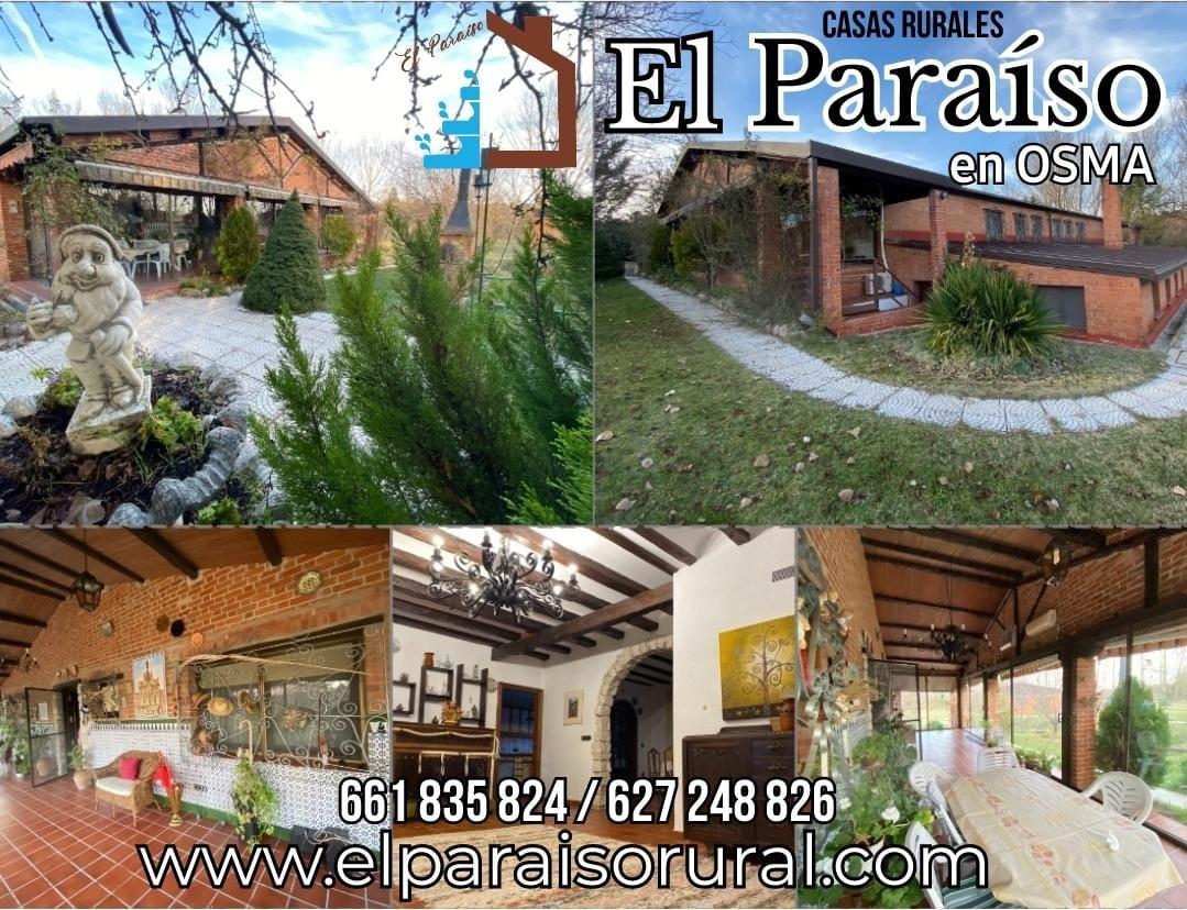 Casas Rurales el Paraiso